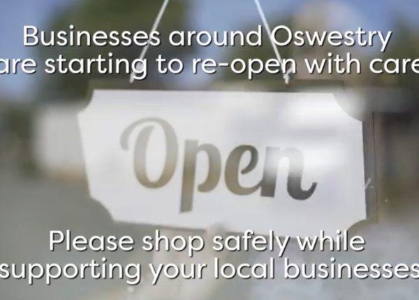 Oswestry Video Still
