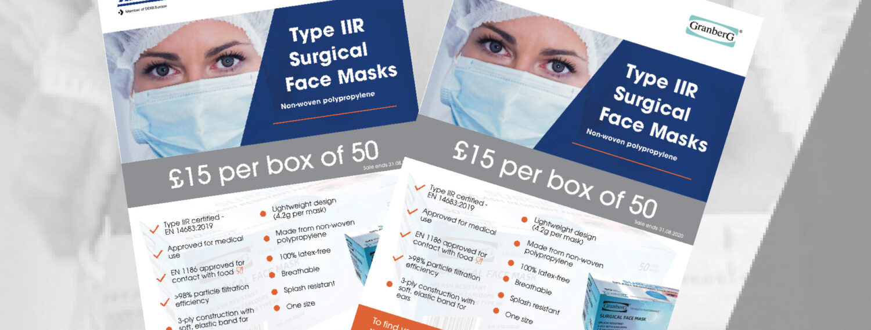 Masks offer BML-Hayley Oswestry