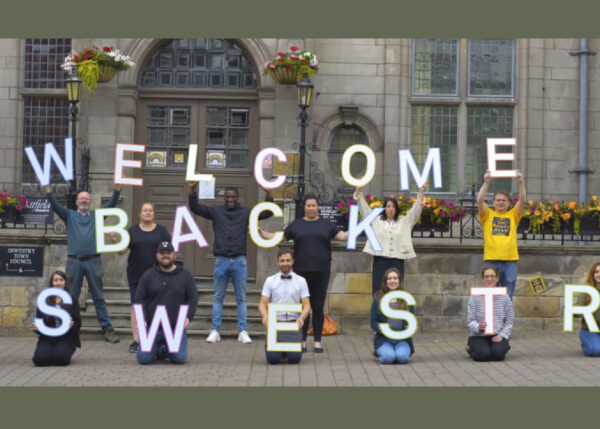 Welcome Back Oswestry