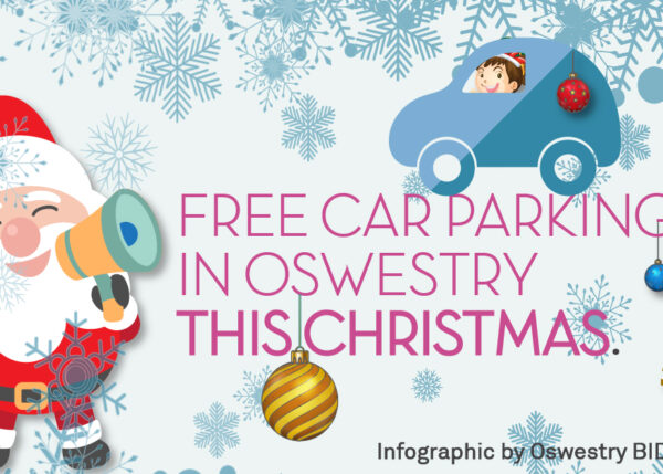 Oswestry Free car parking