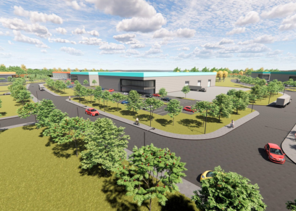 Oswestry Innovation Park