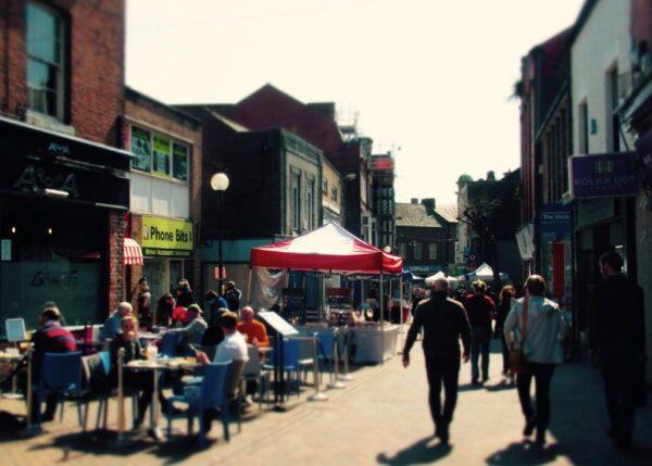 Oswestry Bailey Street