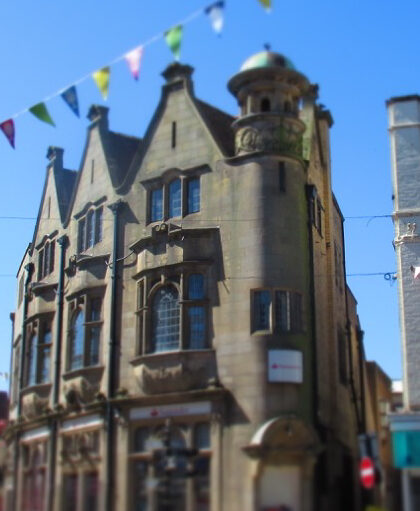oswestry bunting
