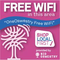Oswestry wifi