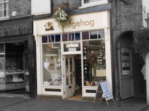 Hedgehog Oswestry