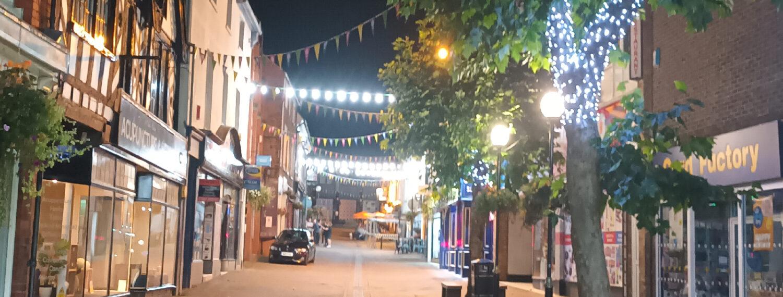 Oswestry Lights